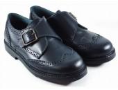 Zapato Oxford con hebilla