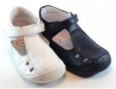 Botita sandalia con refuerzo