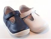 Zapato sandalia con refuerzo