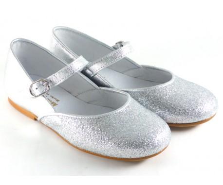 Mercedes glitter plata