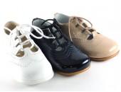 Zapato gales en charol